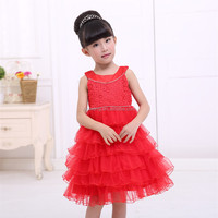white red baby frock girl frock party fancy frocks for baby girls