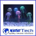 Por mayor a medida acuario de acrílico del túnel, acuario de las medusas, decoración del acuario