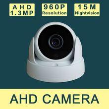 AHD Camera3130CR-E-B2 1.3MP CMOS 3.6/6mm LENS 960P AHD Camera Camera IR-CUT Filter HD Security CCTV Camera Night Vision Indoor C