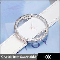 New Arrial 2015 Fashion Crystal Watch