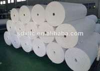 needle punched Polyester teflon membrane nonwoven air filter fabric for pocket filter bag