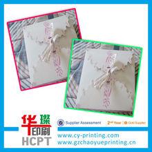 Fashional paper box/gift paper box/ribbon decoration paper gift box