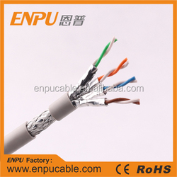 Top Quality Shielded (STP) CAT7 Ethernet Network LAN Cable Cord 600MHz