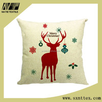 High Quality Custom Design Printed wholesale cotton Throw Pillow