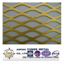 Flattened Expanded Metal/copper expanded metal pannel(ISO9001:2008)