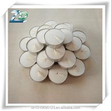 India Diwali tea light candle multi colors 100% pure palm stearic wax