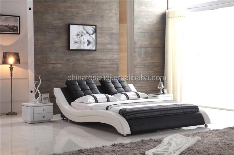 2015 Modern Bedroom Furniture Soft Bed Leather Bed Buy Bedroom Furniture Le