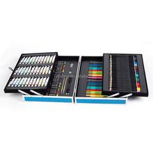 160pcs acrylic/watercolor painting art set in box