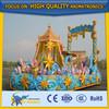 Cetnology Amusement Park decoration multiple parade float for sale