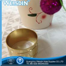 cantão metal aço carbono guardanapo anéis baratos