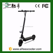 electric scooter 2015 350W human two rubber wheels scooter with stand