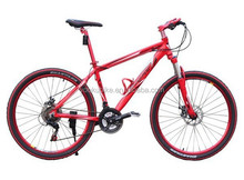 Bottom price best sell popular alloy 21 speeds mountain bike