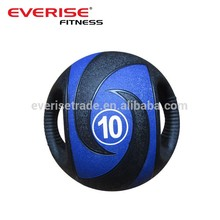 Medicine ball with handle