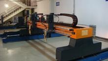 BF brand gantry type easy operate CNC plasma cutting machine