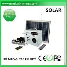 5w solar lighting system for indoor apple solar 5s