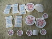 silica gel packets /silica gel in Tyvek packets