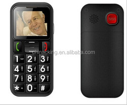 Dual sim Big button cheap mobile phone for old people