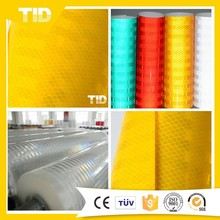 Color Reflective Film Sheeting For Making Safety Product
