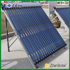 Zilan Solar manufacturer copper heat pipe evacuated tube solar collector swimming pool heater