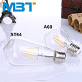 M. B. T di illuminazione a bassa tensione 360 gradi g45 filamento della lampadina a led made in china