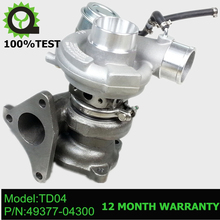 TD04L-13T turbocharger turbo 49377-04300 49377-04100 for Subaru Forester 2.0L