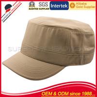 2015 custom design policeman flat top army hat military cap and hat