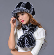 colorful polyester neckerchief/latest design rabbit fur scarf/warm infinity faux fur scarf
