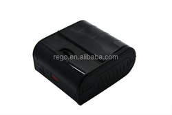 8 dots/mm for text, barcode and graphic printing 80mm bluetooth thermal printer