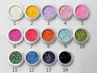 Nail art - Nail Stone & Glitter