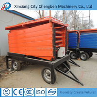 SJY Series Man Lifter for Factory or Warehouse Use