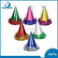 Party Decoration Customized Hot Sale Paper Cowboy Hat Pattern