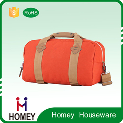 New Product Superior Quality Oem Outdoor Orange Duffle Bags Waterproof