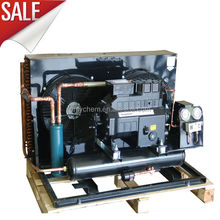 Rotary condensing unit