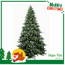 2015 new design hot sale outdoor metal christmas trees