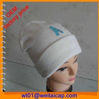 Warm Plain Knit Ski Beanie Skull Hat