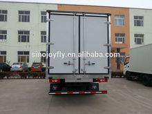 bitzer compressor condensing unit refrigerator truck body box insulated cargo van body ice cream transportation truck body