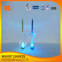 Battery Operated Wax Led Candle Lights