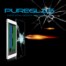 Advanced oleophobic coating fingerprint proof clear screen protector for iPad mini 3 safeguard screen protector