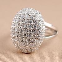 Real 925 Sterling Silver Twilight Saga Breaking Dawn Bella Engagement Wedding Ring Wholesale