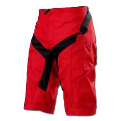 2015 customized 100% polyester sublimation dye button motor bike shorts