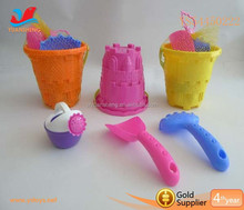 Top Selling Toys for Kids Mini Sand Beach Toys Colorful Beach Bucket And Spade