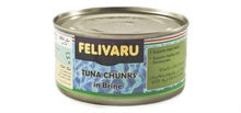 Canned Tuna from Maldives