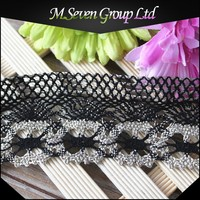 Wholesale Guangzhou Lace, Gota Lace, Embroidered Lace for Garment/Shoes/Bag