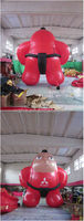 2014 Hot selling inflatable sumo cartoon for party decoration