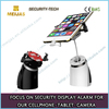 Anti lost alarm display security stand for smartphone