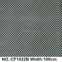Carbon Fiber water transfer printing film/hydrographic film/hydro dipping film, No. CF1022B