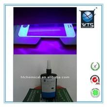 UV curable products/uv glue iphone/ uv glass glue