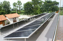 5KW solar panel installation cost/ chinese solar panels for home use
