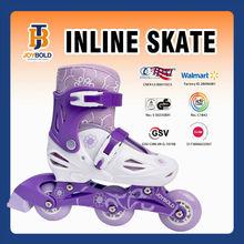 New Fashion PVC Wheel Inline Skates, Kid Shoe, Roller Skate Shoes JB1301 EN71-3 Certificate