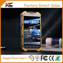 dual sim nfc phone - quad core 4.3inch rugged phone